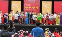语言交流日活动在岘港市举行