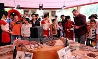 越南出席2017年亚洲最大国际咖啡与茶业展