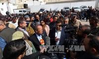 埃及与联合国支持利比亚和平努力