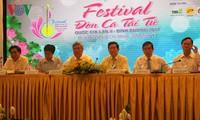第二次越南全国才子弹唱艺术节将从4月8日至12日举行