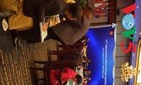 第14次东盟-俄罗斯高官会在老挝举行