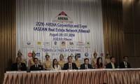越南房地产协会与世界多个行业协会合作