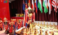 越南在2017年亚洲青年国际象棋锦标赛上夺得13枚奖牌