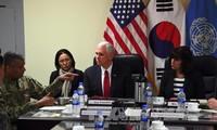 美国暂不考虑对朝鲜采取军事行动
