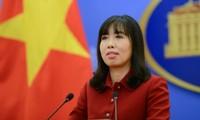 """越南努力同东盟和中国推进""""东海行为准则""""磋商"""