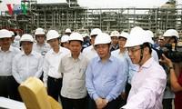 王庭惠:宜山炼油厂要确保投产后环境安全