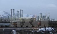 中国与伊朗签署改造阿拉克重水反应堆合同