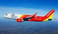 越捷航空公司推出多项优惠