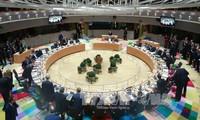 欧盟领导人通过英国脱欧谈判指导方针