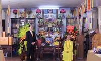 越南一向重视宗教信仰自由并为真正的宗教活动创造条件