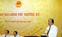 越南提出实施2017年经济增长目标的方案