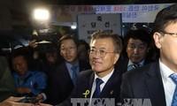 中日韩一致同意在朝鲜问题上保持紧密配合