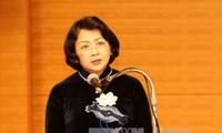 邓氏玉盛出席2017年全球妇女峰会