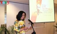 胡志明主席诞辰127周年纪念仪式在荷兰举行