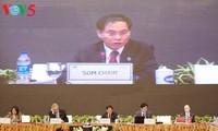 亚太经合组织第二次高官会通过多项关键合作倡议和内容