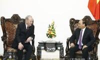 越南一向重视与加拿大的传统友好关系