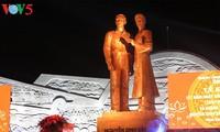 胡志明主席诞辰127周年纪念活动纷纷举行