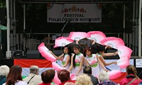越南文化在捷克民族民间文化节上大放光彩