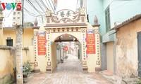 升龙河内古村——东鳄村