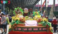 越南南部水果节开幕