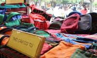 越南与世界丝绸和土锦布文化节开幕