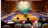 第三次越老柬三国阵线主席会议在河内举行