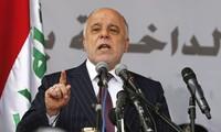 伊拉克总理阿巴迪承诺将保护库尔德人