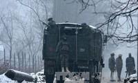 印度和巴基斯坦再次在实际控制线发生激烈交火