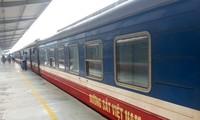 越南铁路总公司开始出售2018戊戌春节火车票
