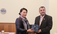 越南继续作各国议会联盟负责任的成员国