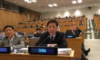 中国敦促为中东和平进程寻求政治方案
