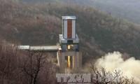 国际社会同意采取强有力措施 迫使朝鲜对话