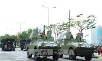 阮春福表示,要保障APEC领导人会议周绝对安全