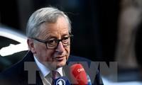 欧盟希望英国脱欧谈判将进入第二阶段