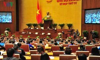 越南国会通过《规划法》
