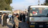阿富汗发生自杀式爆炸袭击