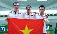 越南选手在亚洲气枪射击锦标赛上荣获铜牌