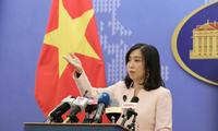 越南外交部通报在台湾越南劳动者的保护工作情况