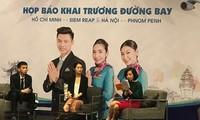 柬埔寨澜湄航空开通2条直飞越南航线