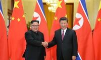 朝鲜与中国同意促进战略合作