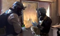Syria proposes new plan for chemical arms destruction