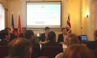 Nghe An introduces investment opportunities to UK businesses