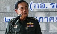 Thai army dissolves the country's parliament