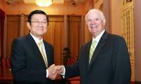 Vietnam, US to boost bilateral ties