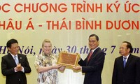 Nguyen Dynasty's royal documents recognized as world documentary heritage