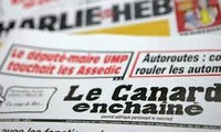 France's biggest satirical weekly receives terrorism threat