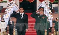 Vietnam, Malaysia foster defense cooperation
