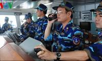 Vietnam Marine Police Force begins training program 2015