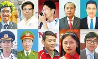 Vietnam's outstanding youths honored