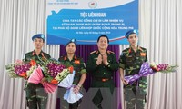 The UN gives special support to Vietnam's peace-keeping mission